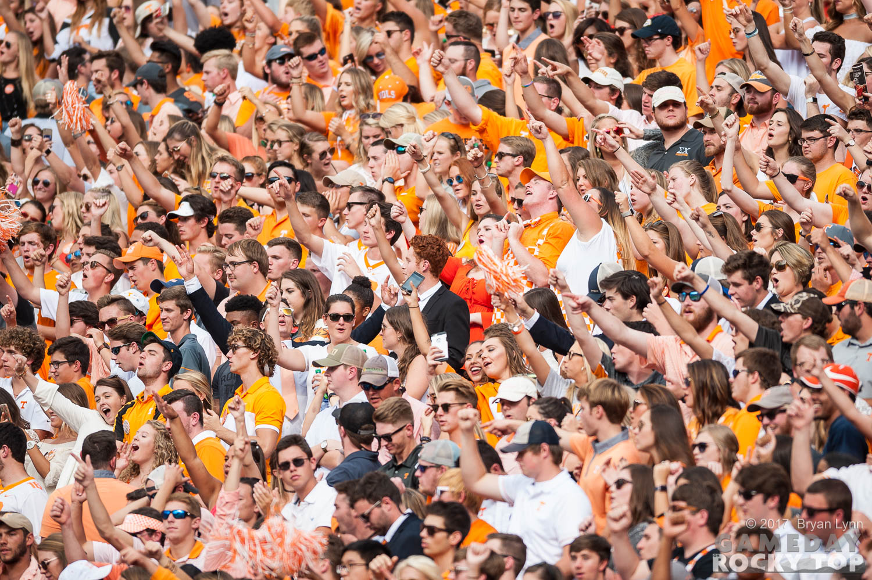 Tennessee Volunteers fans