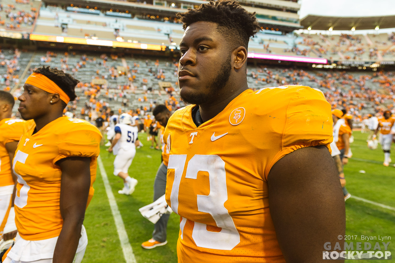 Tennessee freshman guard Trey Smith will play a huge role this weekend.